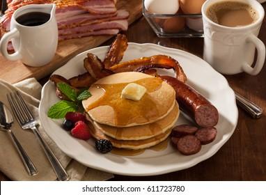 Country Pancake Breakfast 3