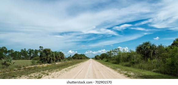 Country road, Florida