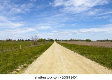 Country Road - Loose Gravel
