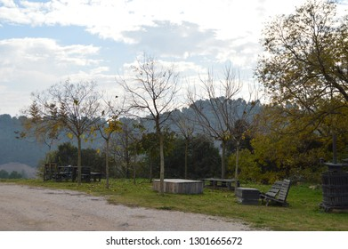 Country rural park