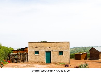 A country side home in Africa