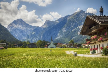 country side living in area Achensee, Tyrol, Pertisau village