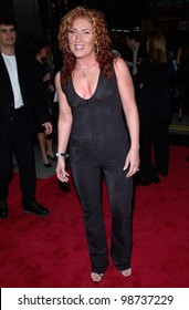Country singer JO DEE MESSINA at the premiere of Driven, at Manns Chinese Theatre, Hollywood. 16APR2001.    Paul Smith/Featureflash