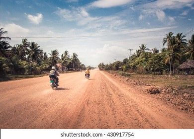Countryside Of Cambodia
