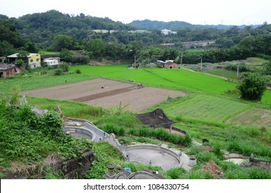 Countryside landscape in Taiwan