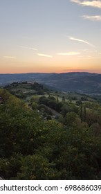 Countryside near Todi - Umbria - Italy