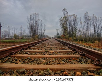 Countryside Railway road.