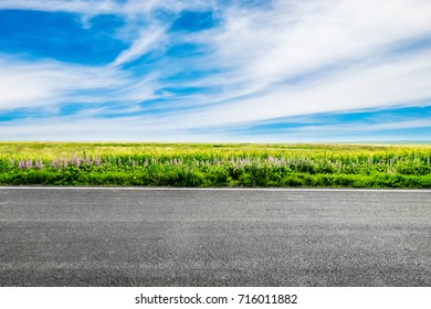 Countryside road