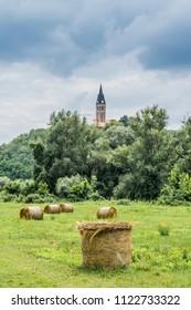 Countryside in Slavonia, Croatia