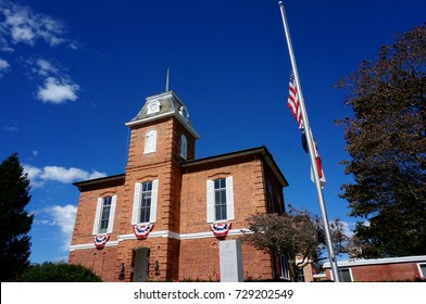 County Courthouse in North Carolina