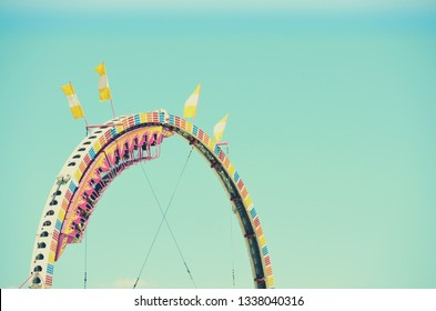 County Fair Rollercoaster