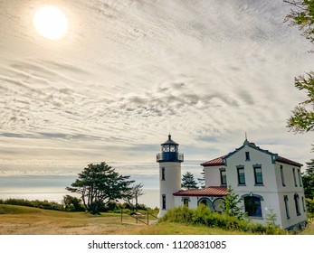 Coupeville, Whidbey Island, Washington, USA: Fort Casey Historical State Park