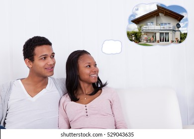 Couple Dreaming To Buy House