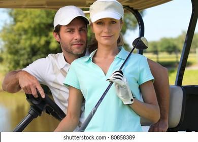 couple game golf