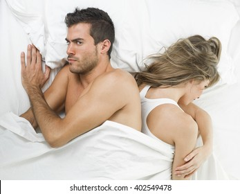 couple has argued and they are angry now