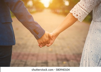 Couple Holding Hands Images, Stock Photos & Vectors | Shutterstock