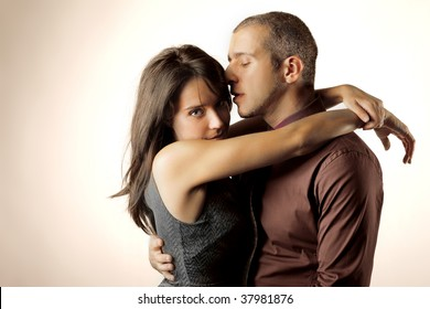 couple in intimacy