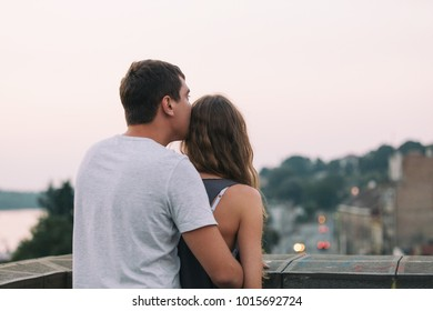 Couple in love. Love concept.