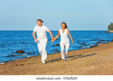 Couple In Love Together