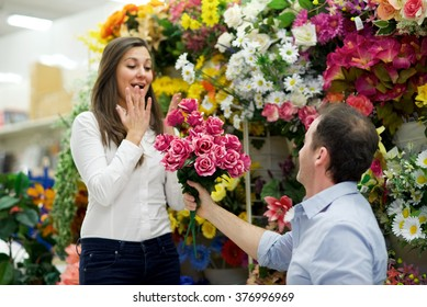 couple at store