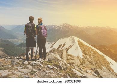 couple of Trekker