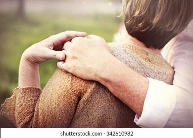 Royalty Free Husband Hugging Wife Images Stock Photos Vectors
