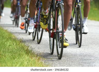 course de cyclisme