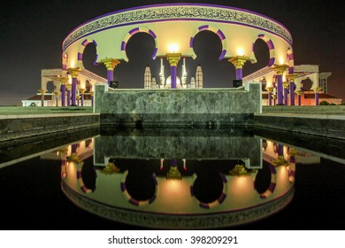The Court of the Great Mosque of Central Java Location Semarang Central Java INdonesia