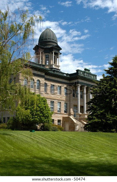 Courthouse Great Falls Montana