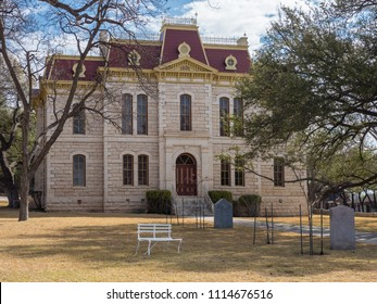 Courthouse in Sonora, TX
