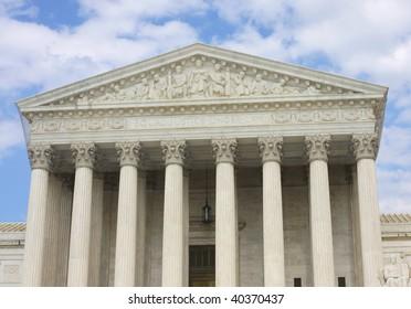 Courthouse in Washington