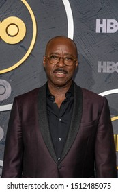 Courtney B. Vance attends 2019 HBO's  Post Emmy Award Reception at Pacific Design Center, Los Angeles, CA on September 22, 2019