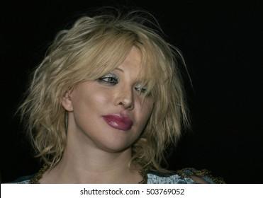 Courtney Love at the Rokbar Hollywood Grand Opening Party held at the Rokbar in Hollywood, USA on June 30, 2005.