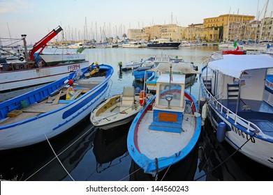 Cove of Palermo