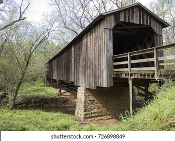 Covered Bridge in Georgia