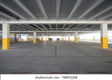covered parking mall