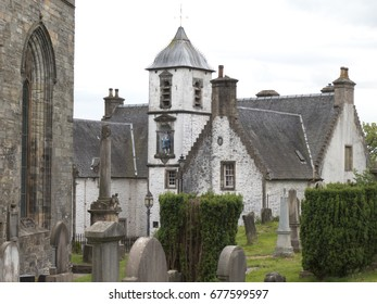 Cowane's Hospital, a 17th-century almshouse in the Old Town of Stirling, Scotland