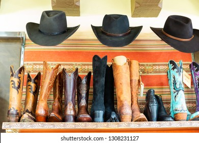 Cowboy Boots Hat Stock Photos - Business Finance Images - Shutterstock 3af285ba471