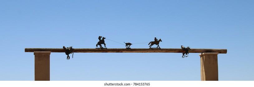 Cowboys in California