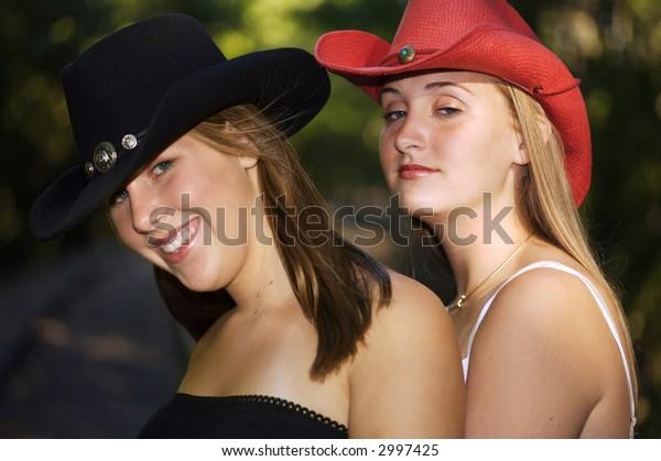 Cowgirl Friends