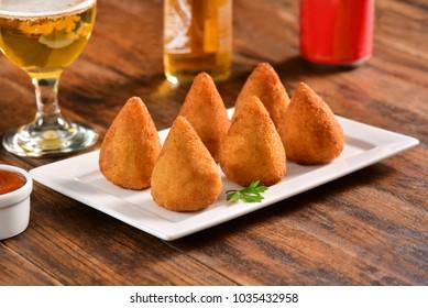 Coxinha - Brazilian snack