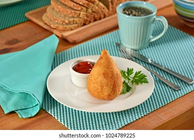 Coxinha - Typical Brazilian snack