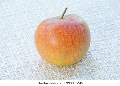 The Cox's orange pippin apple is a popular heirloom apple.
