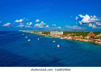 The Cozumel Coast