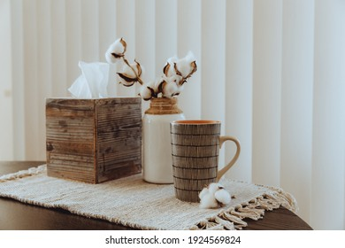 Cozy home handmade and eco-concious decor