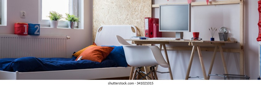 Kinder Slaapkamer Images, Stock Photos & Vectors | Shutterstock