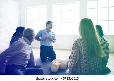 CPR First Aid Training Healthcare