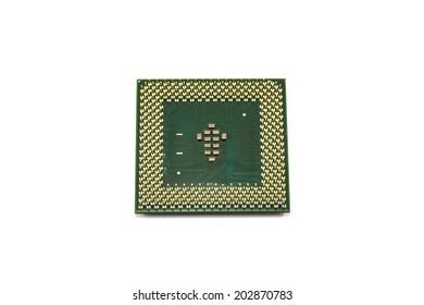cpu isolated processor  unit