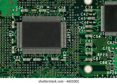 CPU microprocessor