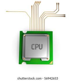 CPU symbol